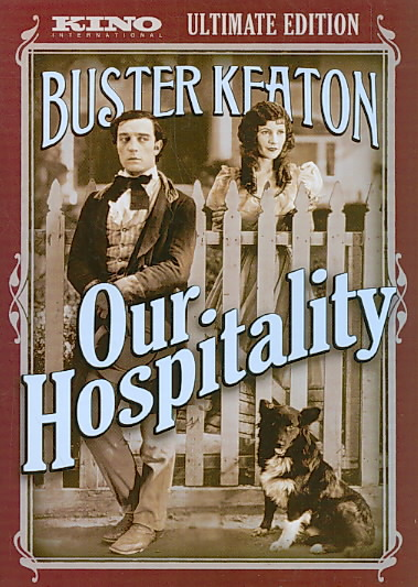 OUR HOSPITALITY BY KEATON,BUSTER (DVD)