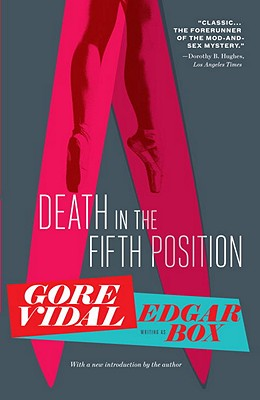 Death in the Fifth Position By Vidal, Gore