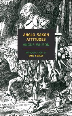 Anglo-saxon Attitudes By Wilson, Angus